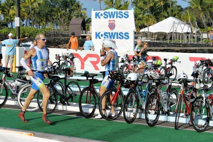 ironman kona tips for when triathletes out on bike