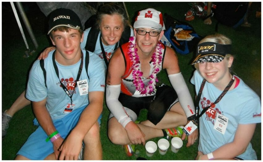 tips for planning a triathlon race season