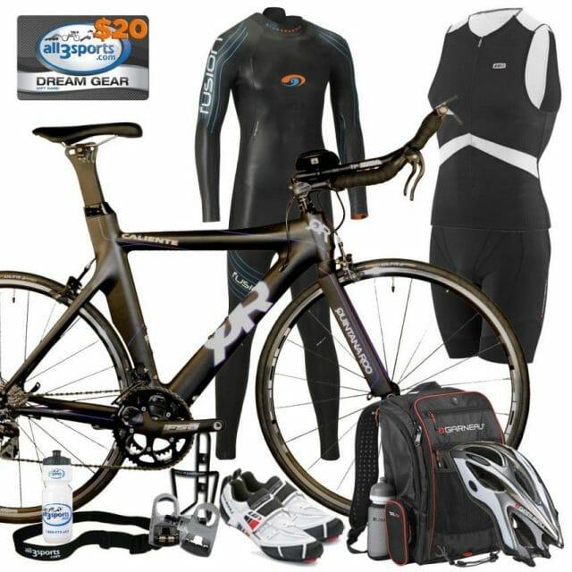 All Sport 3 triathlete gifts