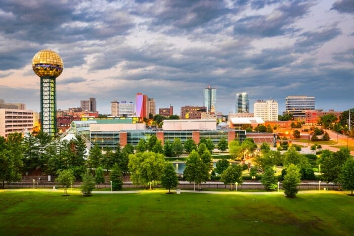 what are some fun things to do Knoxville Tennessee