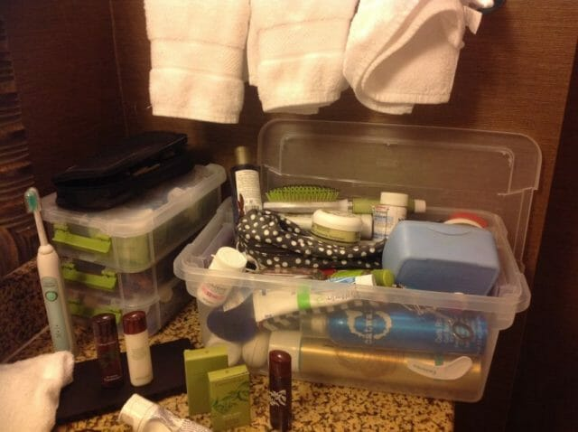 teens and travel and Teenage girls need their stuff!