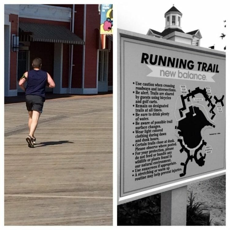 is disney world one of the vacation spots for triathlon training