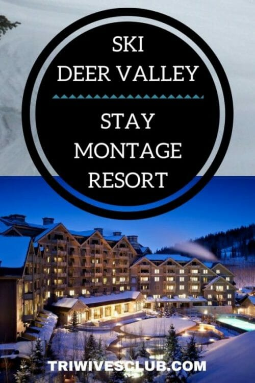 is deer valley utah and the montage resort a good place to ski