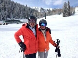 skiing in Deer Valley Utah