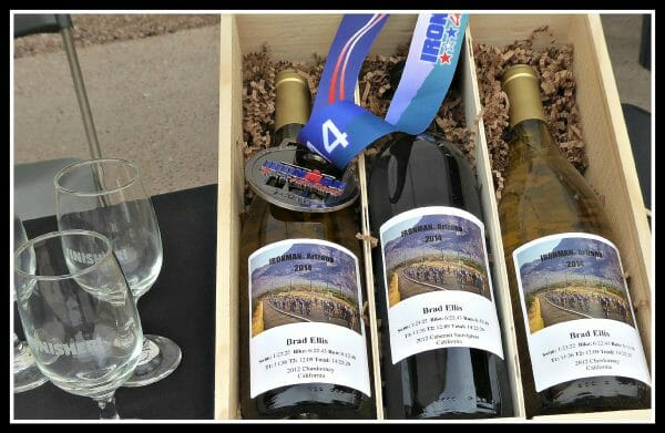 Commemorative Wines from OSC Wines.