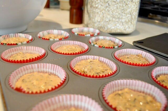 Here's a tasty, nutritious, easy to make muffin recipe that fuels your triathlete, but that you can enjoy too. Made with our favorite nut butter, Nuttzo.