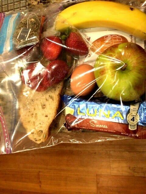 triathlete nutrition