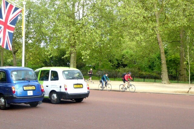 what are some great activities like biking to love about london