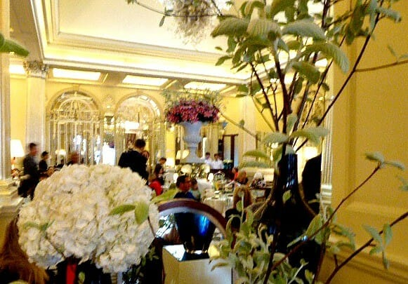 claridge's is one thing to love about london