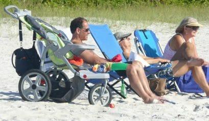 Naples, Florida beach
