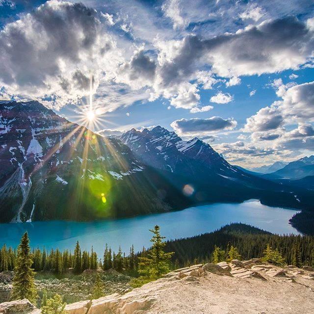 banff lake louise, canada