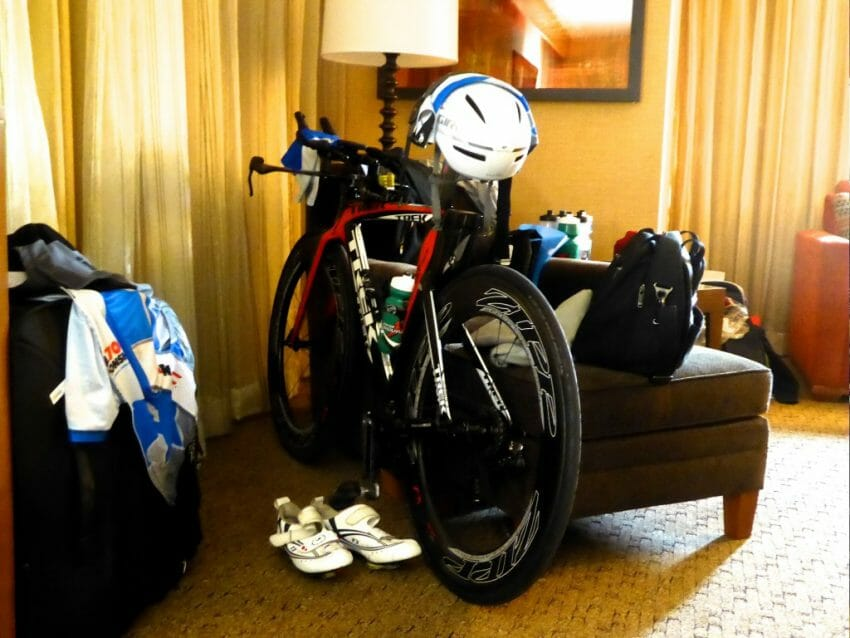 what's the best way for cleaning triathlete gear