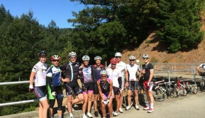 triathlete party