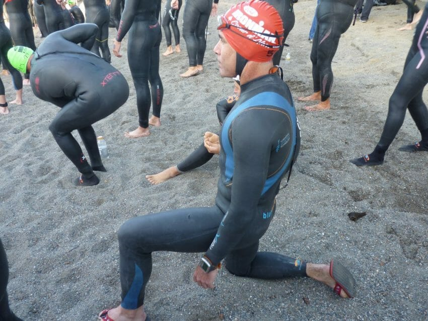 what are the least favorite ways to support triathletes