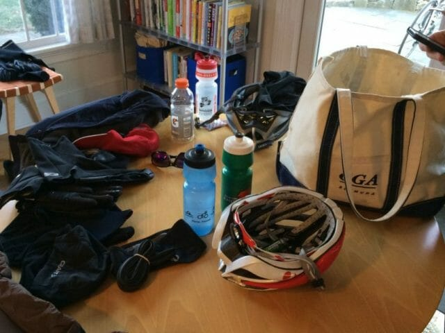 need a break from your triathlete?