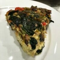 A Delicious, Easy Frittata Made Just The Way You Like It