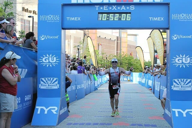 choosing a triathlon with the family in mind like Ironman Texas