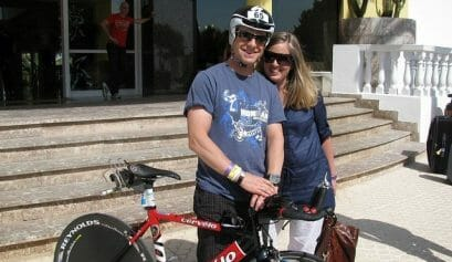 is body image and triathlete partners a issue for discussion