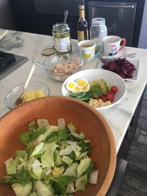simple salad nicoise recipe