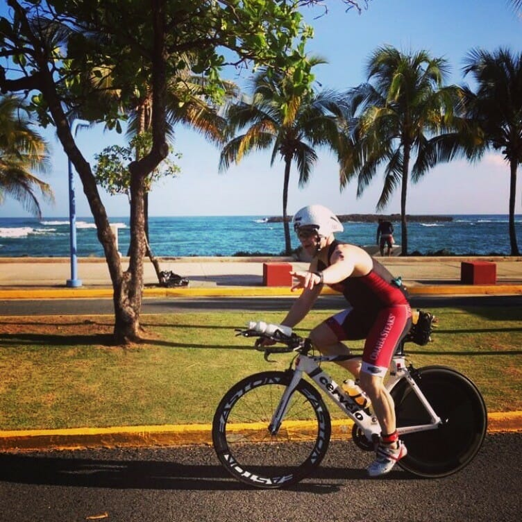 what are spectating tips for ironman 70.3 puerto rico