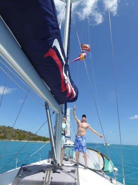 sailing the vvi
