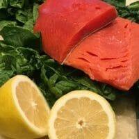 Easy Sheet Pan Salmon Recipe
