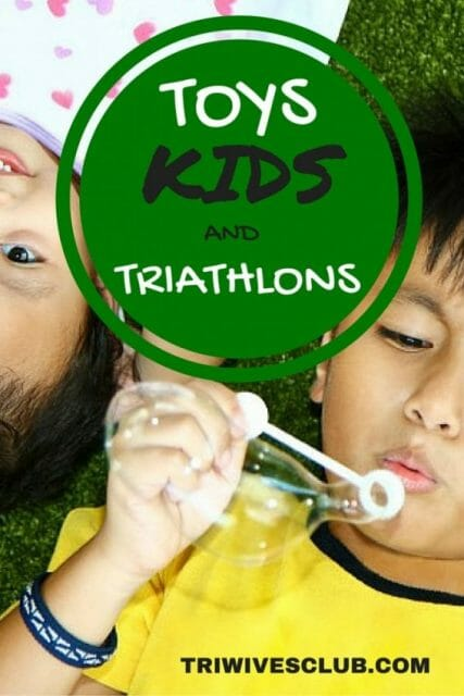 what are good toys for kids at triathlons