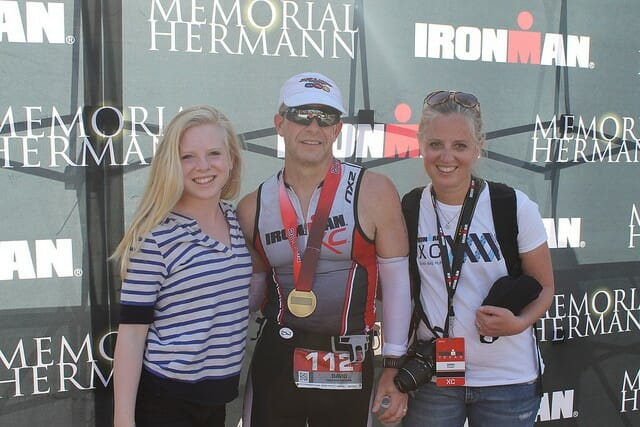 are souther states like texas places triathlon families can call home