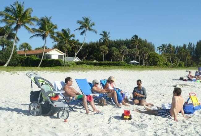 how to survive a family summer vacation