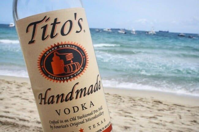 star spangled tito's vodka cocktail