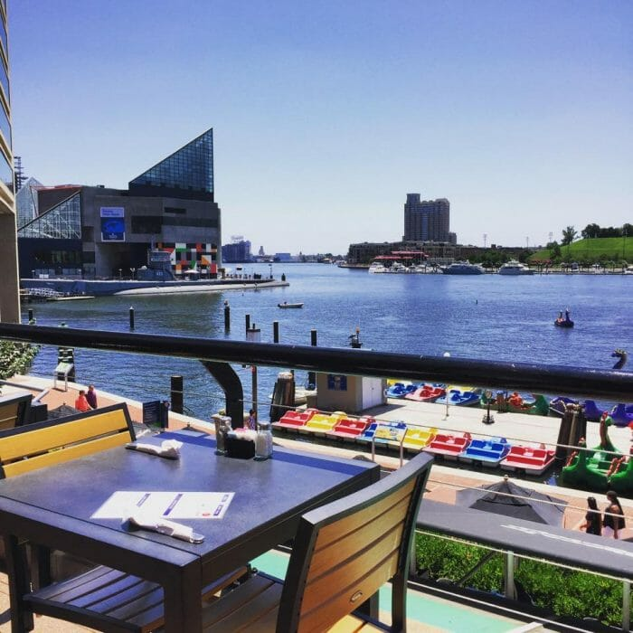 where can a triathlete stay in baltimore hotel rl