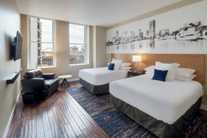 do the rooms hotel rl work for a triathlete