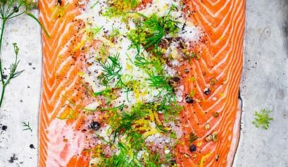 why gravlax is easy and healthy to fuel your triathlete