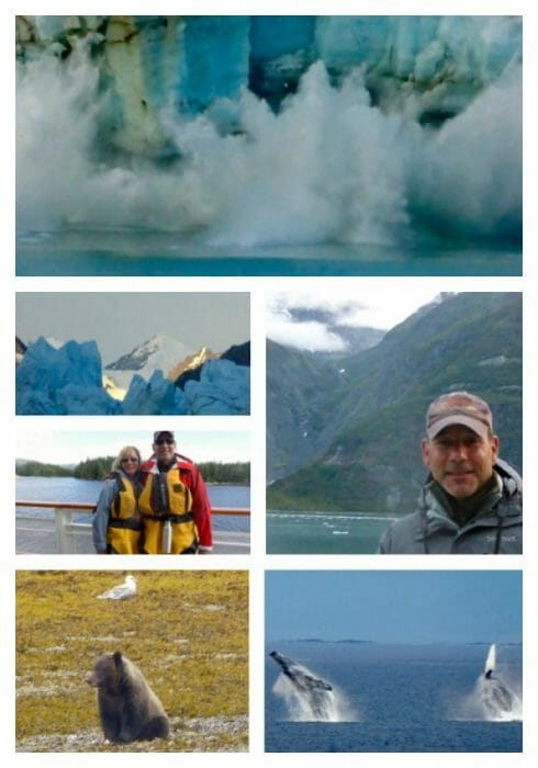 why a triathlete on vacation goes to alaska