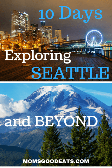 what to do when exploring seattle and beyond