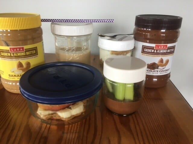 what are some lara nut butter treats that are fast to make