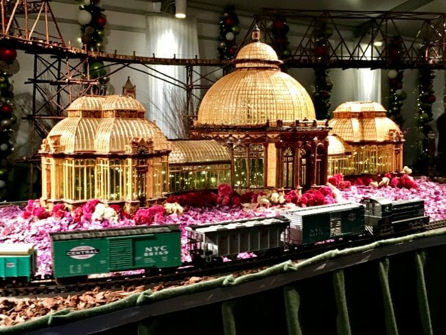 is the new york botanical garden train show worth a visit