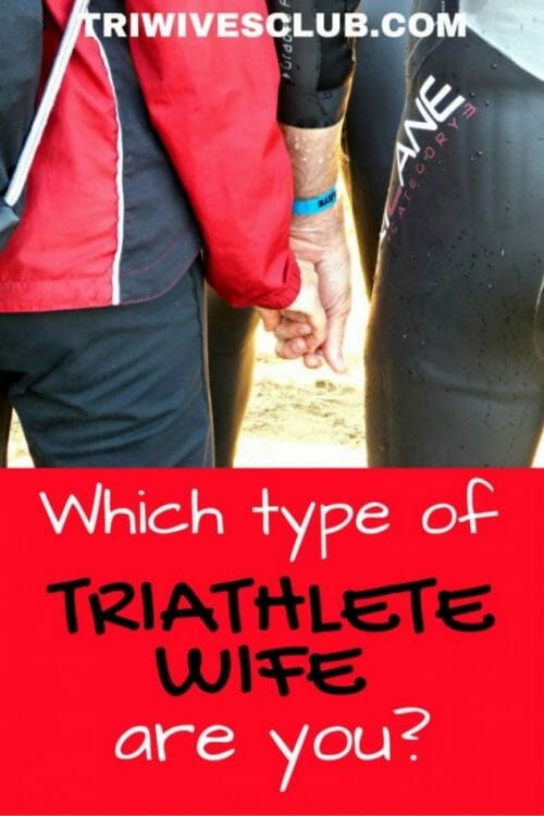 which type of triathlete wife are you