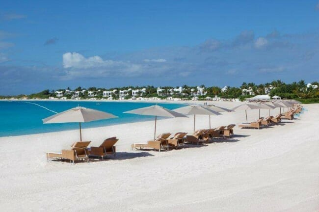 does cap juluca on anguilla in the caribbean make a great quick getaway