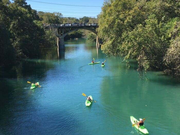 does austin texas make an affordable city getaway