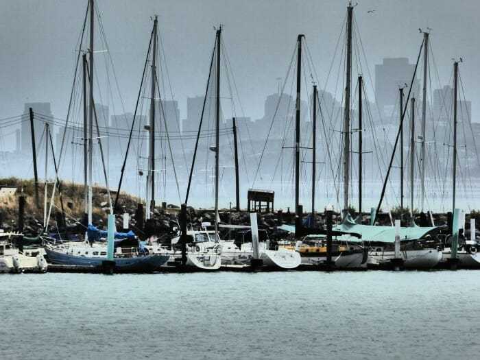 does san francisco make an affordable city getaway with a triathlete post race season