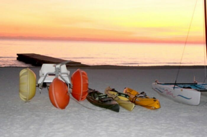 is sarasota county florida a good vacation spot for the sports loving family and reasons to love off-season