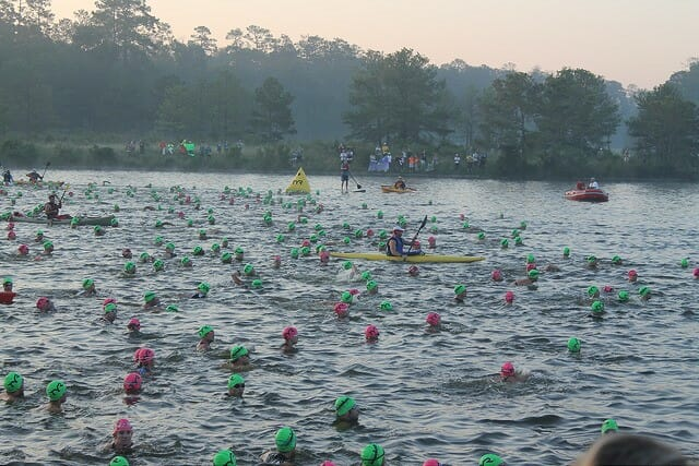 does texas make a great place for triathlon families to call home