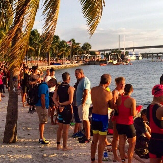 what makes miami a good southern state to build a life with a triathlete