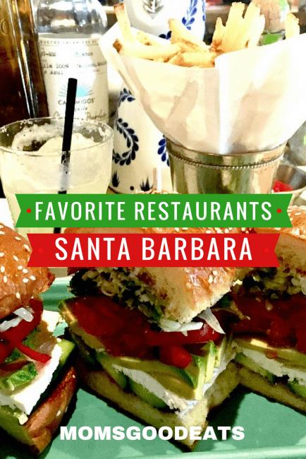 do you have favorite santa barbara restaurants