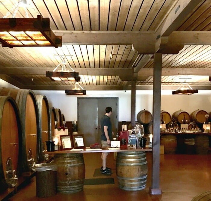 is gainey vineyards a cool santa barbara adventure and activity
