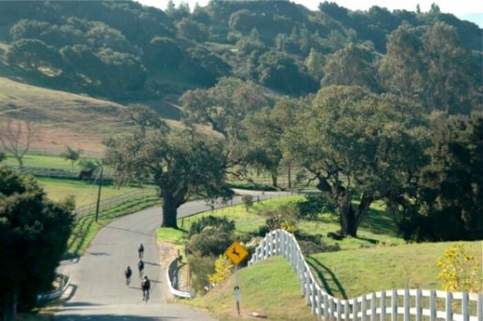 is cycling in santa ynez valley one of the coolest santa barbara adventures and activities