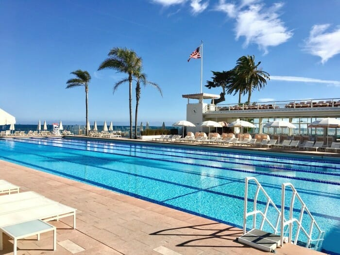 what are some santa barbara adventures that involve swimming