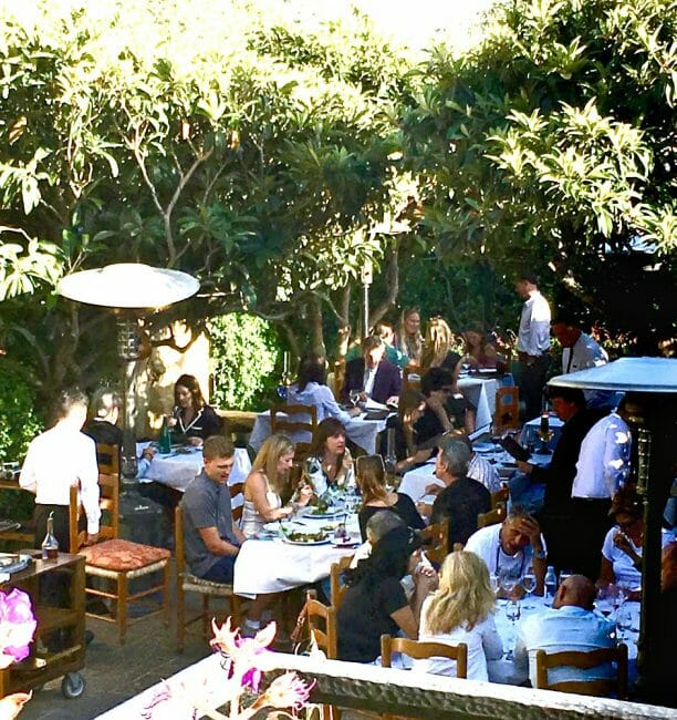 what are some favorite montecito santa barbara restaurants that consistently win awards like the storehouse