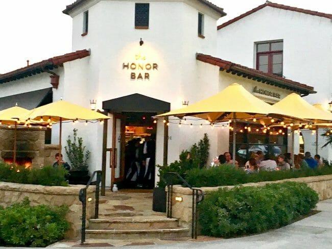 is the honor bar one of the favorite santa barbara restaurants